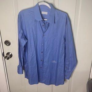 Men's Prada button down sz 41 dress shirt